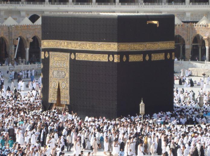 Мусульманская святыня Кааба
