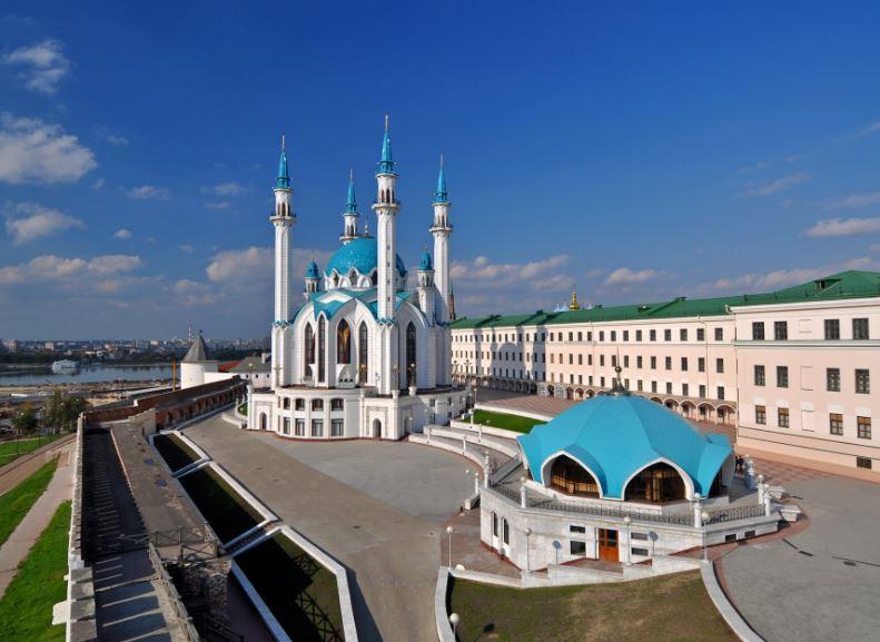 Мечеть Кул-Шариф в Казани (республика Татарстан)